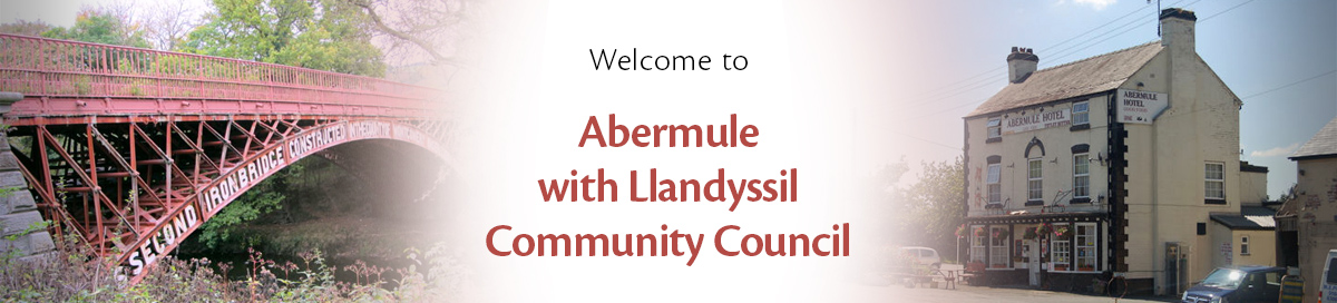 Header Image for Abermule with Llandyssil Community Council